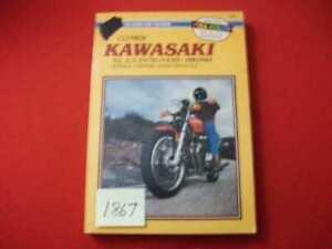 VINTAGE 1980-83 KAWASAKI KZ Z & ZX750 FOURS SERVICE-REPAIR-PERFORMANCE MANUAL