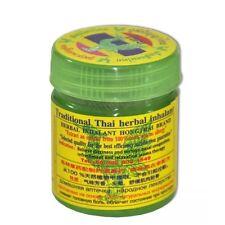 6 pcs HONG THAI Traditional Herbal Aroma inhaler natural Refresh Relax lots