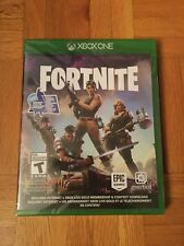 Fortnite (Microsoft Xbox One, 2017) Physical Copy with DLC