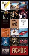 "AC/DC album cover discography magnet (4.5"" X 2.5"") guns n roses def leppard ufo"