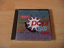 CD Erasure - Pop - The first twenty Hits - 21 Songs - 80s Kult