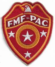 USMC FMF-PAC Fleet Marine Forces Pacific Supply-Service Battalion Patch
