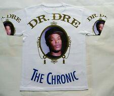 Custom Dr Dre The Chronic T Sublimated Shirt  bred powder legend cigar