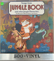 The: Songs From The Jungle Book And Other Jungle Favourites Vinyl LP SHM 831 Vg+
