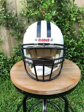 Dallas Cowboys Throwback Authentic VSR4 Riddell Football Helmet Concept Facemask