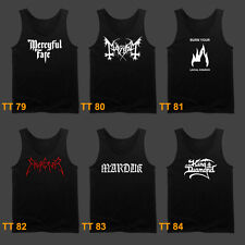 CANNIBAL CORPSE SLIPKNOT DANZIG KING DIAMOND FEAR FACTORY SATYRICON DEATH VENOM