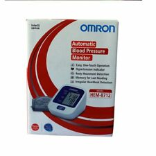 Omron HEM-8712 Blood Pressure Monitor WITH FREE SHIPIING
