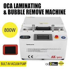 5 in 1 Máquina de Oca Vacío laminación Removedor de Burbuja de aire 1500W 230V