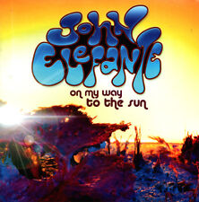 John Elefante - On My Way To The Sun CD 2013 Kingheir Music solo Kansas/Mastedon