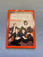 Made in the A.M. [Deluxe Edition] Hardcover Book, CD by One Direction (Nov-2015)