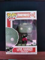 Funko POP! Games - Fortnite: LOVE RANGER #432 Vinyl Figure