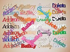 High Quality Wooden Laser Cut Wedding Table Place Names, Place settings, Plaques