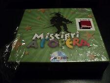 """COFFRET 2 CD + 1 JEU NEUF """"MISTIGRI A L'OPERA"""""""