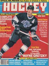 Hockey Illustrated Magazine 1989-90 Wayne Gretzky 092017nonjhe