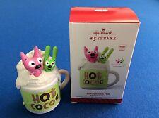 Hoops & YoYo:Cocoalicious Fun - Hallmark Keepsake Christmas ornament in box 2014