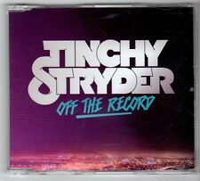 (GQ784) Tinchy Stryder, Off The Record - 2011 DJ CD