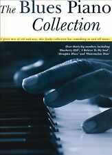 The Blues Piano Collection by Music Sales (Paperback, 2008)