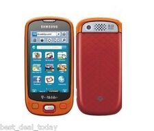 Samsung Highlight T749 T-Mobile Unlocked Phone Orange *