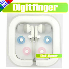 CUFFIE IN EAR AURICOLARI PER APPLE IPOD NANO 3G 4G 5G