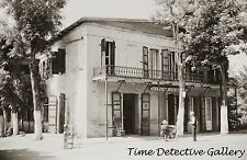 Mitchler Hotel, Murphys, California - 1936 - Historic Photo Print