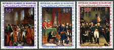 1969 MAURITANIE PA N°85/87** NAPOLEON TABLEAUX / PAINTINGS MAURITANIA MNH