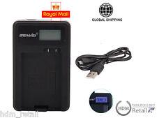 USB Battery Charger MH-24 for Nikon D3100 D3200 D5100 D5200 D5300 D5500