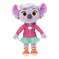 "Disney Authentic T.O.T.S. KC Plush Toy Doll 14 1/2"" Stuffed Animal TOTS New"