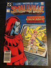 The World Of Smallville#3 Awesome Condition 7.5(1988) Byrne Story And Cover
