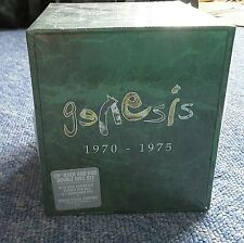 Genesis 1970 - 1975 NEW Neu OVP CD/SACD and DVD Double Disc