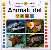 Animali del mare - ARTBimbi - Libro nuovo in Offerta!