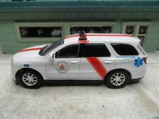 GREENLIGHT FIRE B.C AMBULANCE SERVICE EMT SUPERVISOR DODGE DURANGO CUSTOM UNIT