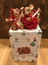 Dean Griff Charming Tails - Never Too Tied Up to Have Some Fun 4033008 in Box