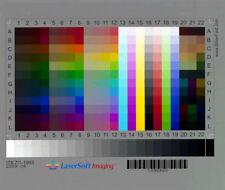 "Lasersoft Imaging It-8 Target Aufsicht 5x7"" Fuji (3614)"