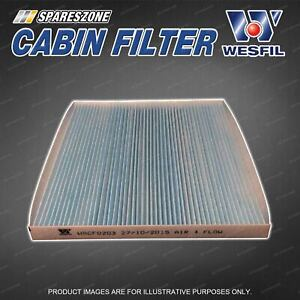 Wesfil Cabin Filter for Nissan Pathfinder R52 2.5L 3.5L V6 Refer RCA328P