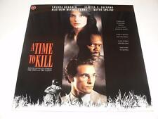 LaserDisc ~ A Time To Kill ~ NTSC ~ Double Disc ~ Warner Home Video