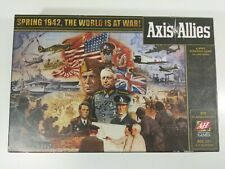 Brand New! Axis & Allies Spring 1942 Gamemaster Series MB Board Game  1984