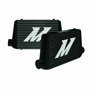 Mishimoto MMINT-UGB  Universal Intercooler G-Line, Black