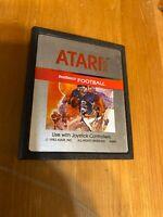 RealSports Football (Atari 2600, 1982)