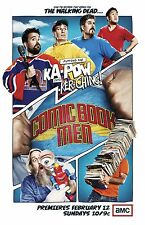 Comic Book Men poster (a) -  11 x 17 inches - Kevin Smith