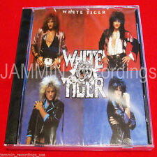 WHITE TIGER - Self Titled S/T - CD - Mark St. John of KISS - Not A Russian Fake