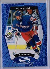 Wayne Gretzky Upper Deck 98-99 Starquest Blue