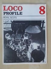 LOCO PROFILE No 8 - ROYAL SCOTS