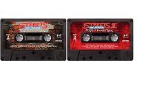 YUZO KOSHIRO Streets Of Rage Perfect Soundtrack 2xMC: VOL 1+ 2 Tape Edition