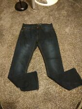 SWISS CROSS Mens Stretch Skinny Fit Jeans Size 30W x 32L