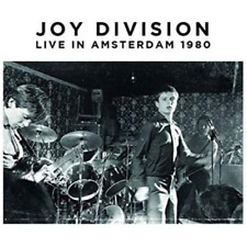 Joy Division Live CD Album LIVE IN AMSTERDAM 1980
