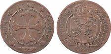 Suisse, Neufchâtel, 4 kreuzer, 1791 - 9