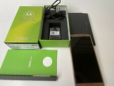 New listing Motorola Moto G6 - 32 Gb - Unlocked - Xt1925-6 M390A Used Oyster Blush Phone