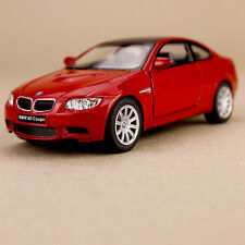 2009 BMW M3 Coupe Collectible Die-cast Model Car 12cm Red Pull-Back
