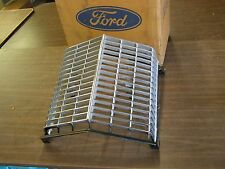 NOS OEM 1972 Ford Galaxie 500 Chrome Center Grille LTD XL