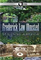 FREDERICK LAW OLMSTED: DESIGNING AMERICA NEW DVD